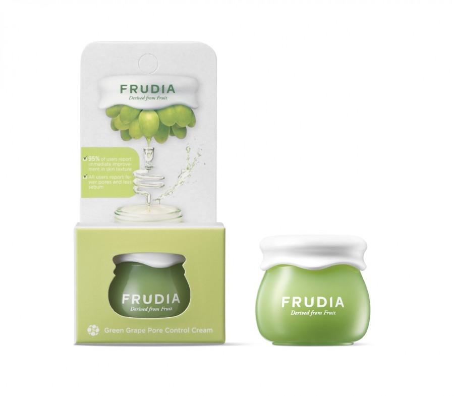 Frudia Матирующий крем с зеленым виноградом 10гр Green Grape Pore Control Cream