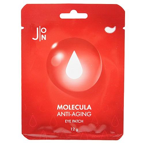 J:ON Патчи для век Антивозрастные Molecula Eye Patch