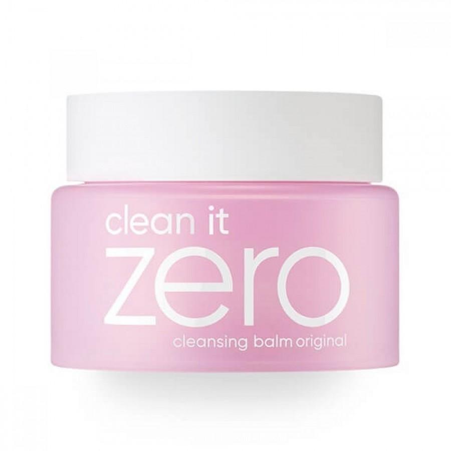 Banila Co Бальзам для глубокого очищения кожи и снятия макияжа 7мл Clean It Zero Cleansing Balm