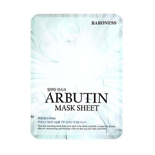 Baroness Маска-салфетка с арбутином Arbutin Mask Sheet