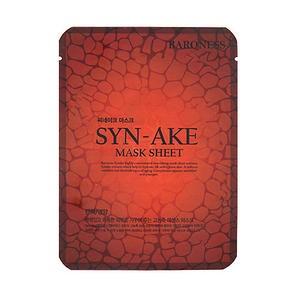 Baroness Маска-салфетка со змеиным ядом Syn-Ake Mask Sheet