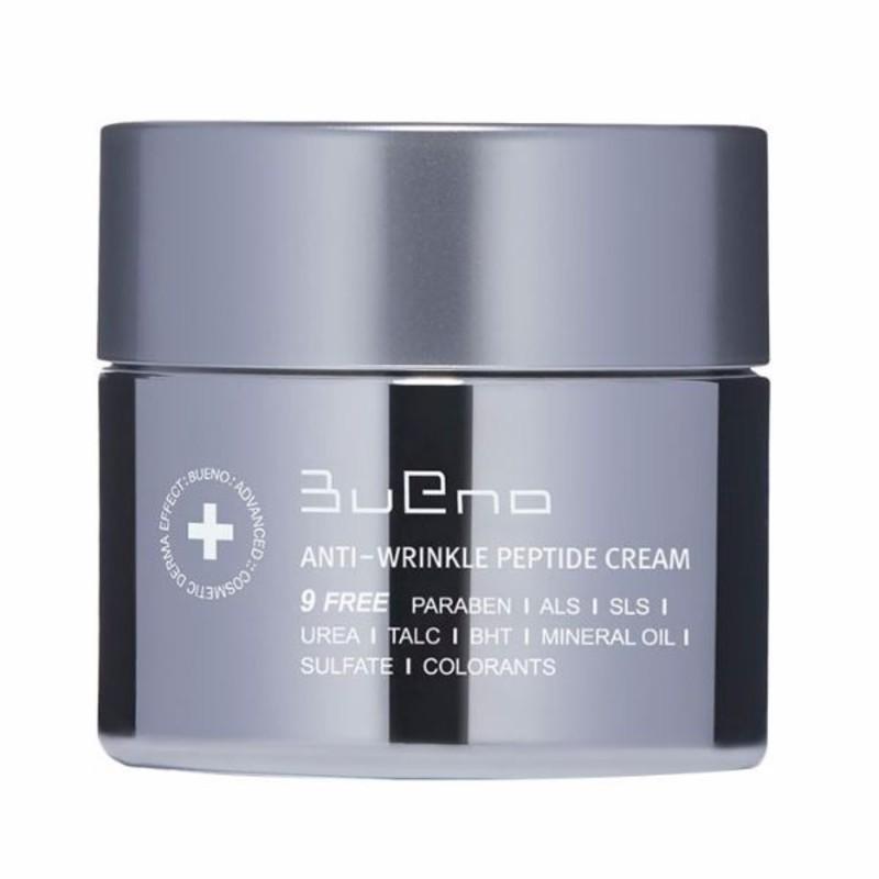 Bueno Антивозрастной пептидный крем 80гр Anti-Wrinkle Peptide Cream