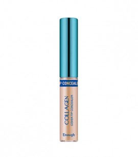 Заказать онлайн Enough Коллагеновый консилер 01 Collagen Cover Tip Concealer в KoreaSecret