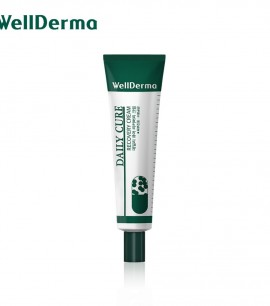 WellDerma Восстанавливающий крем для чувствительной кожи с центеллой Daily Care Recovery Cream