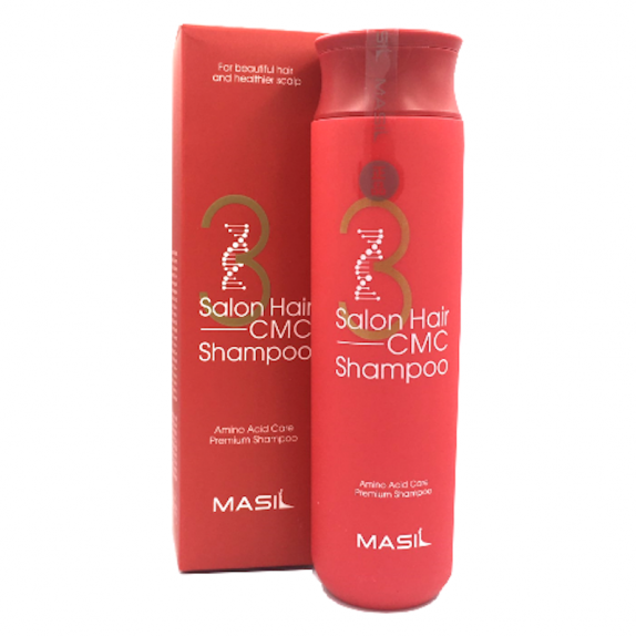 Заказать онлайн Masil Шампунь с аминокислотами 3 Salon Hair CMC Shampoo в KoreaSecret